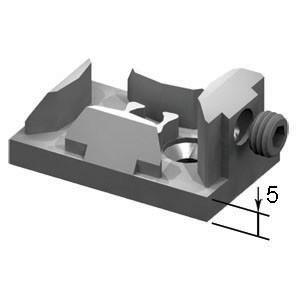 Крепеж-заглушка FWM4025 цинк (40)