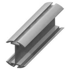 Профиль-штанга 5,6м РН3020 алюминий (20)