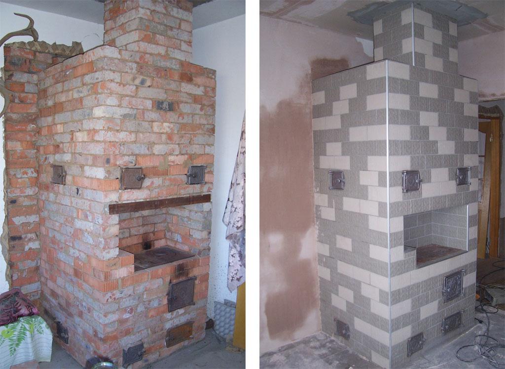 домики для фото готовых печек и отделка желании