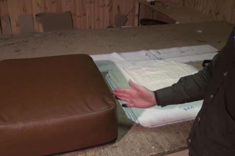 Подушки дивана, заключение