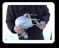 Подключаем моторизированный подвес к спутниковому ресиверу