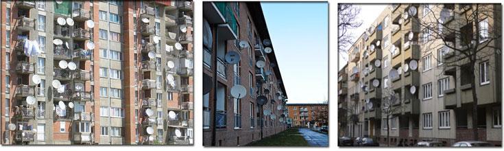 Вот пример многоэтажки в Украине, г. Луганск