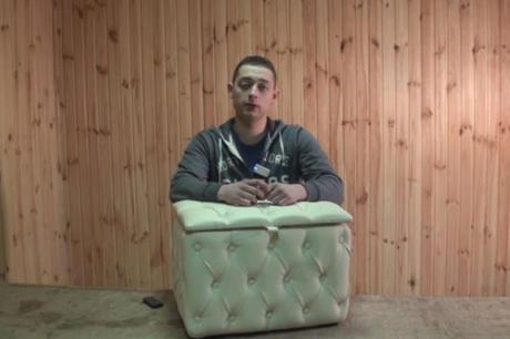 Видеоурок по изготовлению пуфика