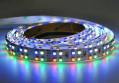 Светодиодная лента высокой яркости RGB+