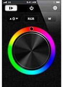 Контроллер для светодиодов -iPhone-
