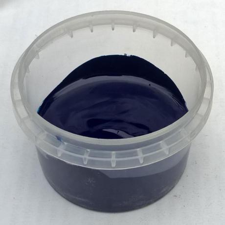Пигментная паста ПЭ. 50 гр.Фиолетовая