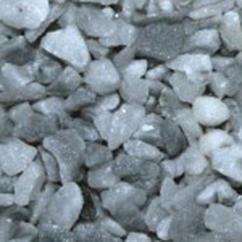 Серый мрамор 0,5-1,5 мм