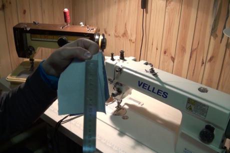 Швейные машинки, мебельные швы