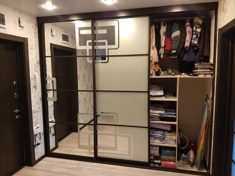 Шкаф купе (длинною в два года)