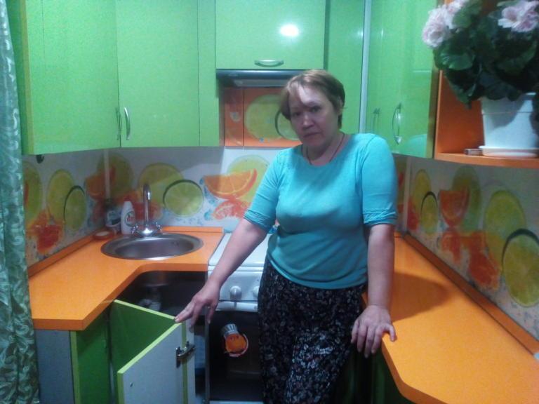 Кухня-малютка