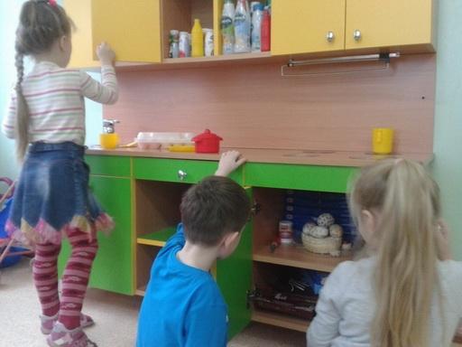 Игровая мебель для детского сада