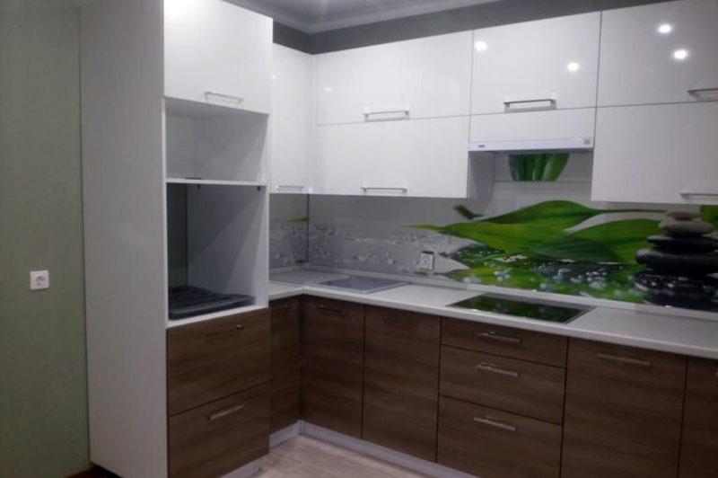 Кухня, пластик
