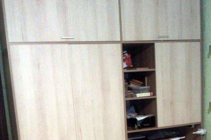 Шкаф для сына