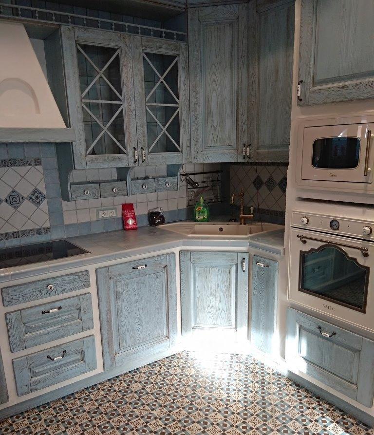 Кухня в муратуре
