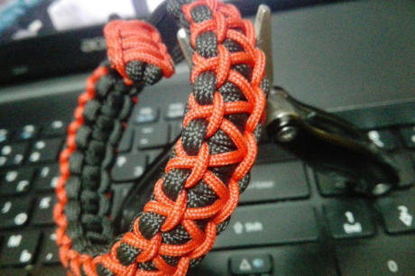 Paracord for survival